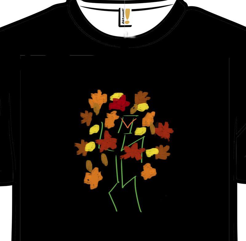 1FallDancin' Shirt
