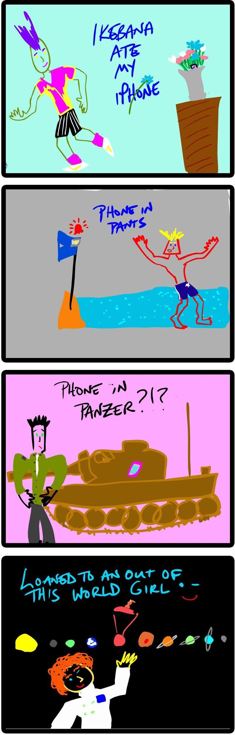 PhoneLost